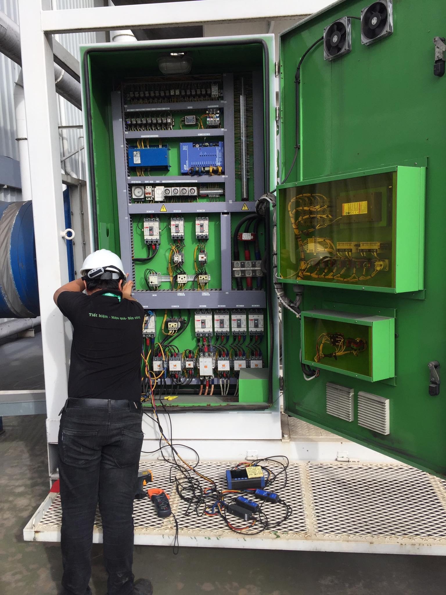 Dịch vụ Kiểm toán năng lượng